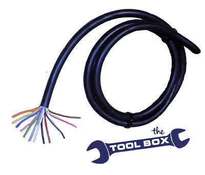 Swell 12 Core Caravan Trailer Cable For 13 Pin Connectors The Tool Box Wiring Digital Resources Attrlexorcompassionincorg