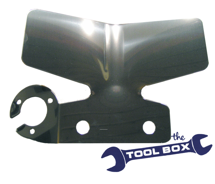 Bumper protector stainless steel the tool box
