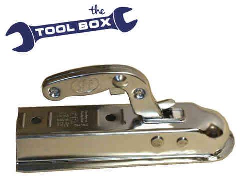 Pressed Steel Coupler : Trailer couplings the tool box suppliers of tools